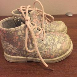 Μπότες για κορίτσια 21 μέγεθος