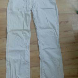 Büyük boy pantolon