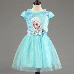 Festive dress Elsa, Anna, Frozen