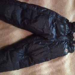 jumpsuit autumn- winter 2 to 5 years old boy