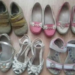 Shoes for girl 26 size