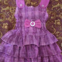 Dress-dress for 3-5 years