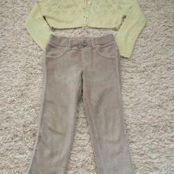 Pantolon, Bolero, benetton, 2-3 yıl