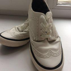 Δερμάτινα παπούτσια Επόμενη