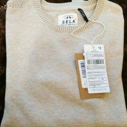 New sweater Sela r. 152