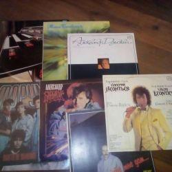 I will sell vinyl records