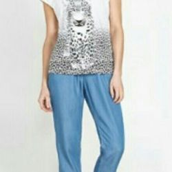 Trousers jeans r. M at 44-46