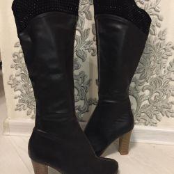 нові чоботи