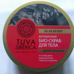 Vitamin Bio-body scrub Tuva Siberica 300ml