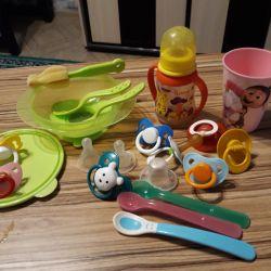 baby food set