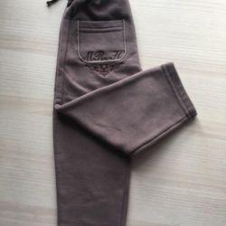 Örme pantolonlar