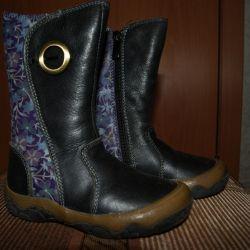 Boots jumătate de cizme pentru copii