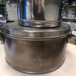 Продам биксы медицинские диаметр 22 см