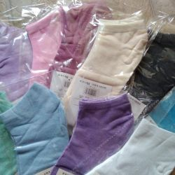 Socks for women, short. Newest