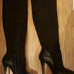 Boots, boots original Shulzhenko