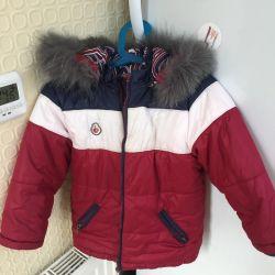 Bosco children's down jacket