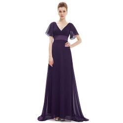 Новое шифоновое платье с небольшим шлейфом 54/56