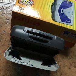 Cassette player AIWA