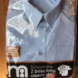 MotherCare Long Sleeve Shirts
