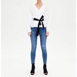 Блузка сорочка S, M