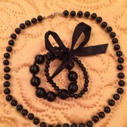 Beads and bracelet