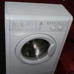 Çamaşır makinesi Indesit Sat