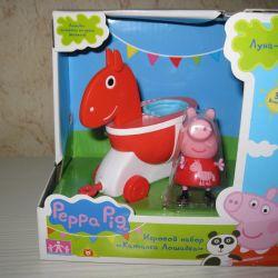 Peppa Pig Peppa Pig Set Wheelchair
