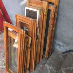 Wooden windows
