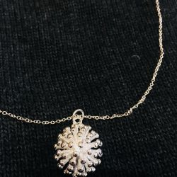Pendant and chain 925 silver
