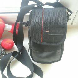 Τσάντα για τη βιντεοκάμερα.