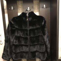 Short coat Mink New