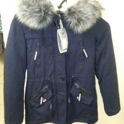 New Winter Parka Jacket 42