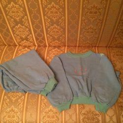 Pijamale timp de 6 ani