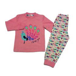 Πιτζάμες για κορίτσια για 2-3 χρόνια