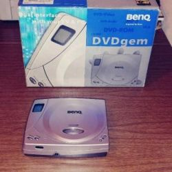 I sell BenQ DVD player