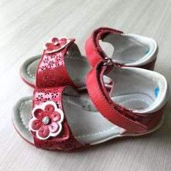 Sandalet 16 cm iç taban