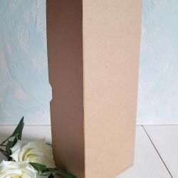 Box for dolls and toys