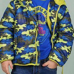 Куртка детская, рост 75-80