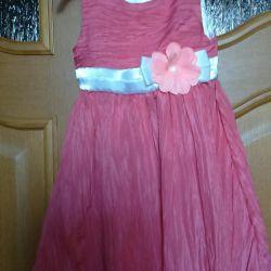 Dress is festive, river 86