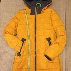 12-16 yaşındaki bir kız için ceket
