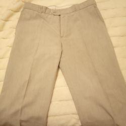 Erkek pantolonları 54 hafif