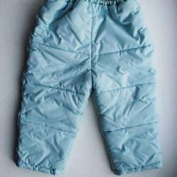 Winter pants r. 80
