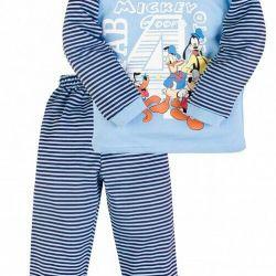 Kızlar ve erkekler hakkında yeni pijamalar