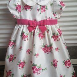 Дитяче плаття 6-20 міс
