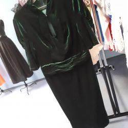 Эксклюзивное платье. Размер 46-48