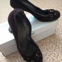 Suede παπούτσια