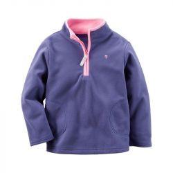 Carters fleece sweatshirt 4t. New.