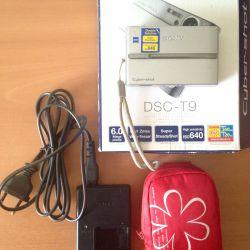 Фотоаппарат Sony DSC-T9+2 чехла в подарок,доставка