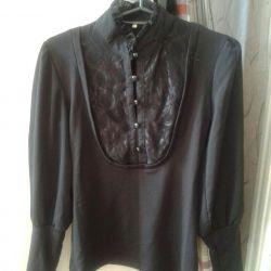 Front blouse