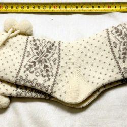 New Knitted Woolen Socks 36-38